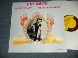 "RAY SMITH - RARE ITEMS : THE ROCKIN' BANDIT (NEW) / 1989 DENMARK ORIGINAL ""BRAND NEW"" LP"