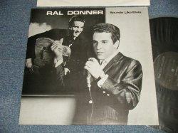 画像1: RAL DONNER - SOUNDS LIKE ELVIS (Ex+++/MINT) / 1986 HOLLAND ORIGINAL Used LP