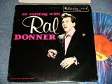 "RAL DONNER - AN EVENING WITH (Ex++/MINT- EDSP) / US AMERICA ORIGINAL ""MARBLE Wax"" Used LP"