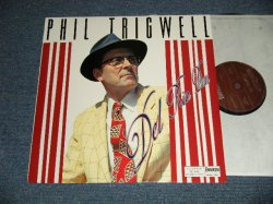 "画像1: PHIL TRIGWELL - DEL RIO DAN (NEW) / 2000 SWEDEN ORIGINAL ""BRAND NEW"" LP"