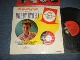 BOBBY RYDELL - TOP HITS OF 1963 : with BONUS 45's (Ex++/Ex- Looks:VG++) / 1964 US AMERICA ORIGINAL MONO Used LP + 45's