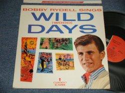画像1: BOBBY RYDELL - SINGS WILD (WOOD) DAYS (Ex++, Ex/Ex+++ WOBC,STPOBC) / 1963 US AMERICA ORIGINAL MONO Used LP