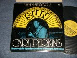 CARL PERKINS - THE SUN STORY VOL.3 (Ex++/MINT-) / 1977 US AMERICA ORIGINAL Used LP