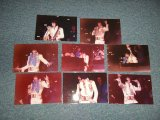 ELVIS PRESLEY - PRIVATE 1975 PHOTOS 8 COPY SET
