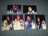 ELVIS PRESLEY - ATLANTA 5/02/75 PHOTOS 6 COPY SET