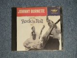 JOHHNY BURNETTE and the ROCK 'N ROLL TRIO - JOHHNY BURNETTE and the ROCK 'N ROLL TRIO (Ex/MINT) /1993 FRANCE Used CD