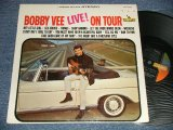 BOBBY VEE - LIVE! ON TOUR (Ex++/Ex++) / 1965 US AMERICA ORIGINAL STEREO Used LP