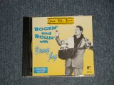 BENNY JOY - ROCKIN' and ROLLIN' With BENNY JOY (MINT-/MINT) / HOLLAND Used CD