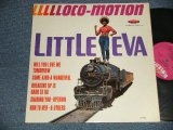 LITTLE EVA - LLLLLOCO-MOTION ( EEx+++/Ex+++) / 1962 US AMERICA ORIGINAL MONO Used LP