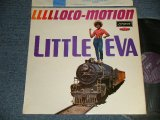 LITTLE EVA - LLLLLOCO-MOTION (MINT-/MINT-) / 1972 UK ENGLAND ORIGINAL STEREO Used LP