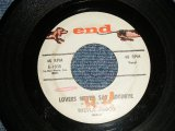 "THE FLAMINGOS - A) LOVERS NEVER SAY GOODBYE B)THAT LOVE IS YOU (Ex/Ex+WOL) / 1958 US AMERICA ORIGINAL Used 7"" inch SINGLE"