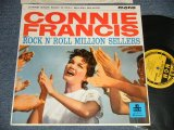 CONNIE FRANCIS - ROCK 'N ROLL MILLION SELLERS(MINT-/Ex+++ Looks:MINT-) / 1959 UK ENGLAND ORIGINAL MONO Used LP