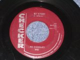 "BO DIDDLEY - ROAD RUNNER / 1960 US ORIGINAL 7""SINGLE"