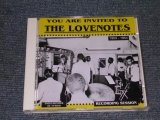 THE LOVENOTES - YOU ARE INVITED TO 1953-1954 / 1994 GERMAN Brand New CD