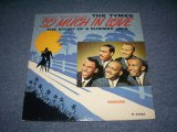 THE TYMES - SO MUCH IN LOVE ( RARE COVER PHOTO!!!) / 1963 US ORIGINAL MONO LP