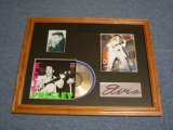 ELVIS PRESLEY -CD PLACTIS WOOD FLAME / US ORIGINAL?