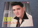 "ELVIS PRESLEY - ESPECIALLY FOR YOU / REPRO? 10"" LP"