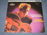 EDDIE COCHRAN - CHERISHED MEMORIES / 1980s ? FRANCE REISSUE Sealed LP