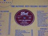 GALE STORM - I HEAR YOU KNOCKING /1955 US ORIGINAL PROMO 78rpm SP