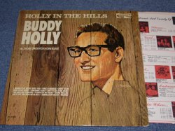 "画像1: BUDDY HOLLY - HOLLY IN THE HILLS ( Ex+++/Ex+++ ) / 1965 US AMERICA ORIGINAL ""MULI COLOR BAR on LABEL"" mono LP"