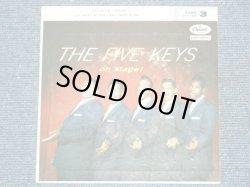 画像1: THE FIVE KEYS - THE FANTASTIC ON STAGE! VOL.3 / 1957 US ORIGINAL EP