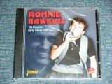 RONNIE HAWKINS - THE DYANIC EARLY ALBUM  ( 4 x ORIGINAL ALBUM on 2 CD's ) / 2011 CZECH REPUBLIC ORIGINAL Brand New Sealed CD