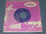 """GENE VINCENT - BABY BLUE / 1958 US ORIGINAL 7""""Single"""