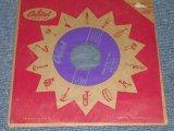 """GENE VINCENT - RACE WITH THE DEVIL / 1956 US ORIGINAL 7""""Single"""