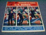 GARY U.S.BONDS - QUARTER TO THREE / 1961 MONO US ORIGINAL LP