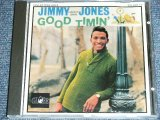 JIMMY JONES - GOOD TIMIN' ( ORIGINAL ALBUM + BONUS ) / 1992 US ORIGINAL Brand New CD