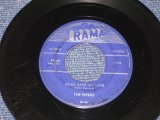 "THE WRENS - COME BACK MY LOVE / 1955 US ORIGINAL 7""SINGLE"