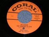"BUDDY HOLLY & THE CRICKETS - I'M LOOKIN' FOR YOU SOMEONE TO LOVE / THAT'LL BE THE DAY / 1971 US Reissue Coupling 7"" Single"