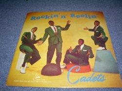 画像1: THE CADETS - ROCKIN'N' REELIN'( Ex+/Ex++ ) / 1957 MONO US ORIGINAL LP