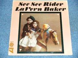 画像1: LaVERN LA VERN BAKER - SEE SEE RIDER  Ex/Ex+++ ) / 1962 US ORIGINAL 2nd PRESS??? MONO LP
