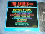 THE ANGELS - SING TWELVE OF THEIR GREATEST HITS / 1963 US SECOND ISSUE ORIGINAL Used MONO LP