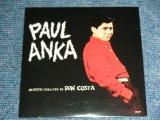 PAUL ANKA - PAUL ANKA  (  ORIGINAL RECORDINGS ) / 2009 FRANCE BRAND NEW MINI-LP PAPER SLEEVE CD