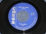 "CHUCK BERRY - SWEET LITTLE SIXTEEN / 1958 US ORIGINAL 7""SINGLE"