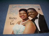 SHIRLEY & LEE - LET THE GOODTIMES ROLL / US ORIGINAL MONO LP