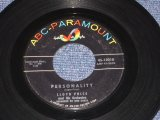 "LLOYD PRICE - PERSONALITY / 1959 US ORIGINAL 7"" SINGLE"