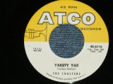 "THE COASTERS - YAKETY YAK / 1958 US ORIGINAL 7"" SINGLE"