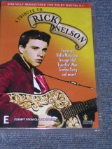 RICK NELSON & VA - A TRIBUTE TO / AUSTRALIA BRAND NEW SEALED DVD