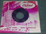 "GENE VINCENT - BE-BOP-A-LULA / 1956 WEST-GERMANY ORIGINAL 7""Single"