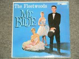 "THE FLEETWOODS - MR.BLUE ( Ex++,Ex+/Ecx+,Ex++) / 1960 US ORIGINAL "" 2nd  PRESS 'LIGHT(PALE)  BLUE' LABEL  With DOLPHINE ON LEFT""  Used MONO LP"