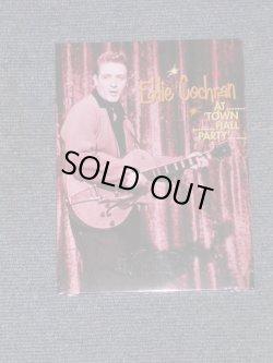 画像1: EDDIE COCHRAN - AT TOWN HALL PARTY / 2002 GERMANY NTSC System Brand New Sealed DVD