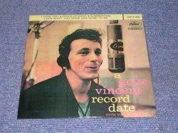 """画像1: GENE VINCENT - RECORD DATE / 1980s SPAIN REISSUE 7""""EP With PICTURE SLEEVE"""