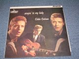 EDDIE COCHRAN - SINGIN' TO MY BABY (MINT-/MINT-) / 1980s ? FRANCE REISSUE Used  LP
