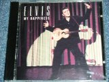 ELVIS PRESLEY - MY HAPPINESS ( 1 Track Promo Only CD ) / 1990 US ORIGINAL Promo Only Single CD