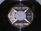 "KELLY FOUR ( EDDIE COCHRAN ) - STROLLIN' GUITAR / 1959 US ORIGINAL 7"" Single"