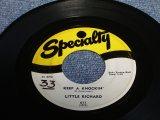 "LITTLE RICHARD - KEEP A KNOCKIN' / 1957 US ORIGINAL 7""SINGLE"