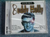 BUDDY HOLLY & THE PICKS - THE VERY BEST OF (OVER DUB by PICKS)/ 2004 UK ORIGINAL Brand New Sealed 2CD out-of-print now